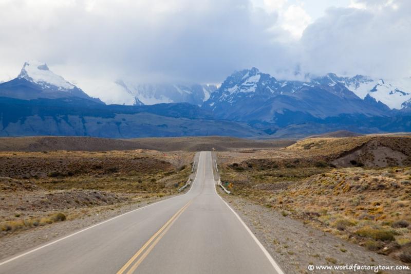 Route Mythique Ruta 40 Argentine
