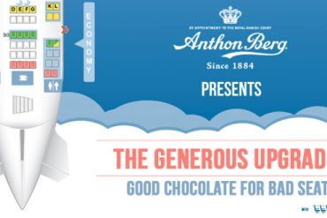Anthon Berg The Generous Upgrader
