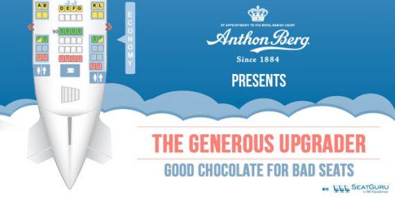 Anthon Berg The Generous Upgrader